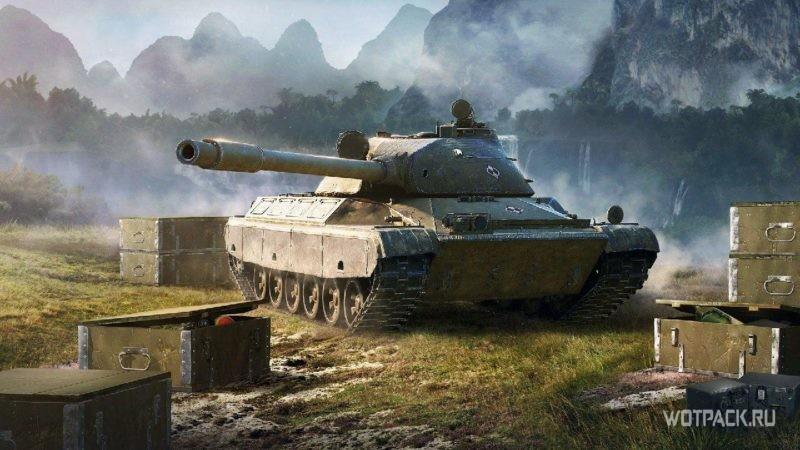 Обновление 1.10 World of Tanks
