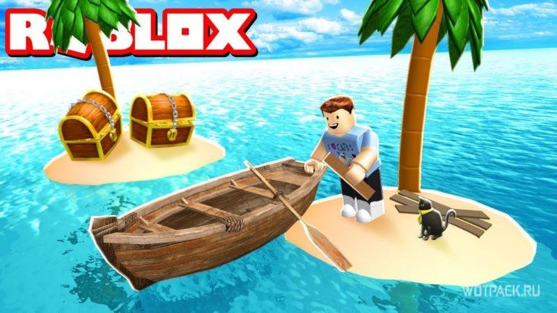 Лучшее среди строительных игр — Построй корабль и найди сокровище