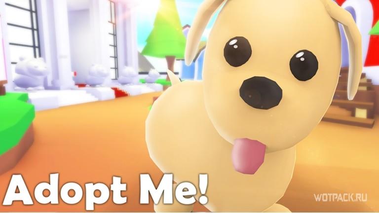 Лучший симулятор родителя/ребенка — Adopt Me!