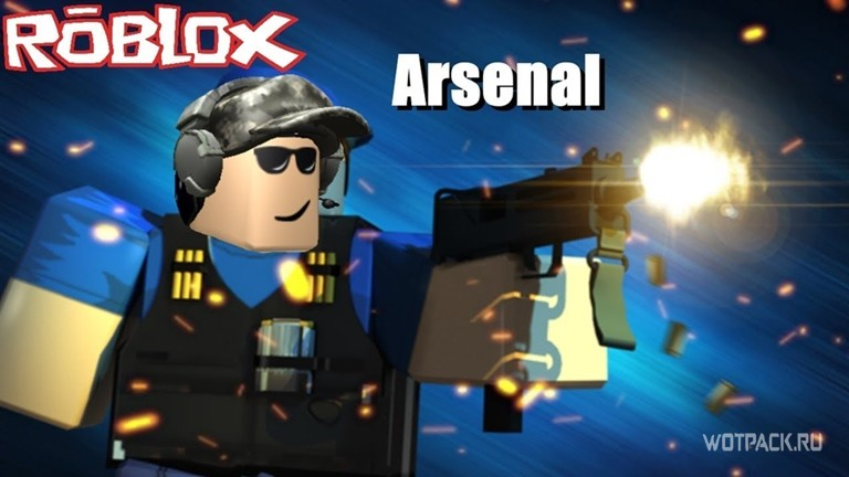 Лучшая из популярных игр в жанре шутеров — Arsenal