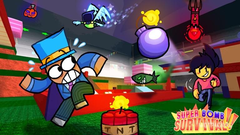«Серебро» в жанре выживалок — Super Bomb Survival!!