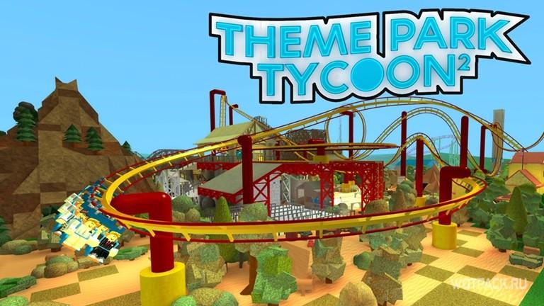 Лучшая игра про менеджмент — Theme Park Tycoon 2