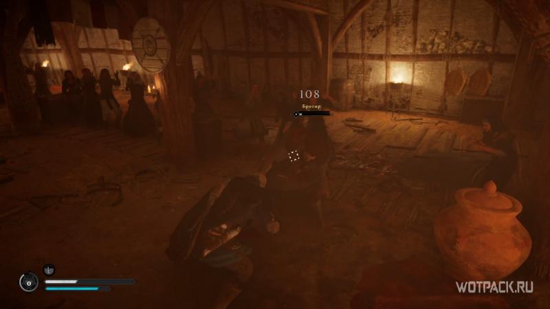 Assassin's Creed: Valhalla – Кулачный бой с братьями Валдис