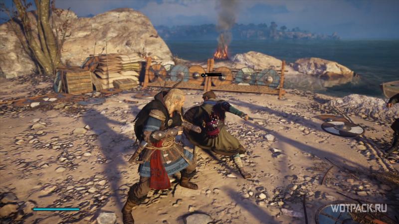 Assassin's Creed: Valhalla – Поединок с Освальдом