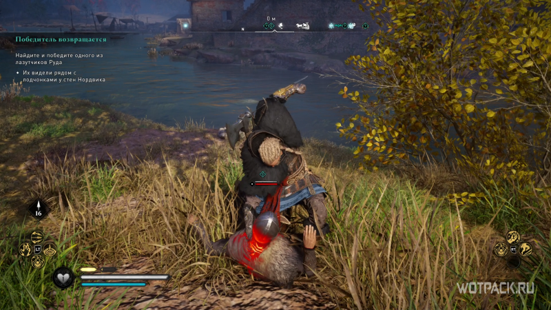 Assassin's Creed: Valhalla – Внезапная атака Эйвора