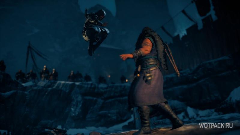 Assassin's Creed: Valhalla – Внезапная атака в прыжке