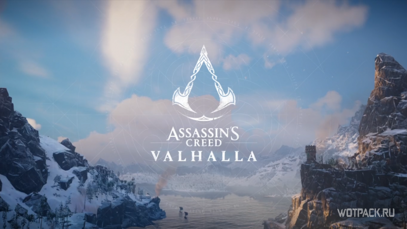 Assassin's Creed: Valhalla – Логотип