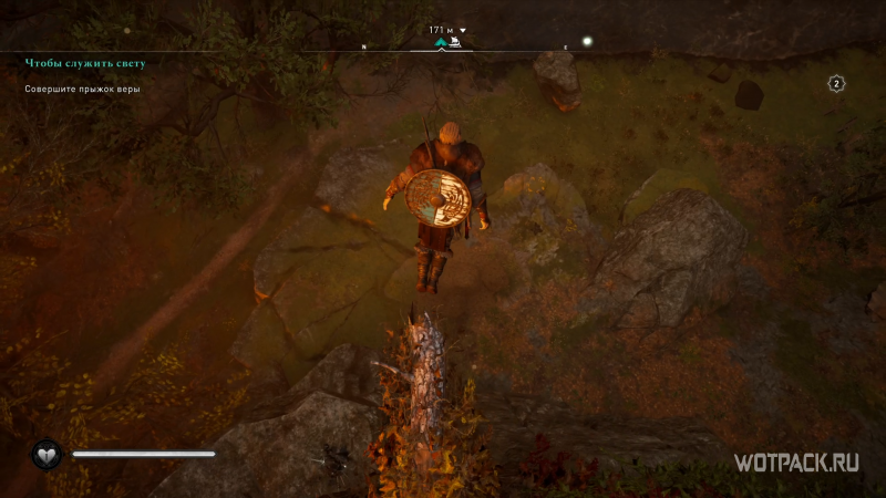Assassin's Creed: Valhalla – Прыжок Веры Эйвора