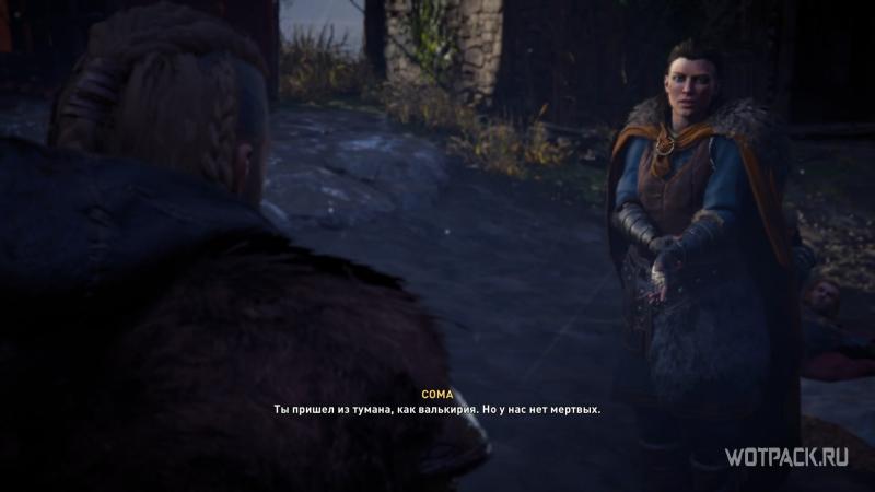 Assassin's Creed: Valhalla – Встреча с Сомой
