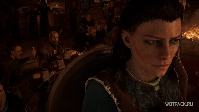 Assassin's Creed: Valhalla – Встревоженная Сома