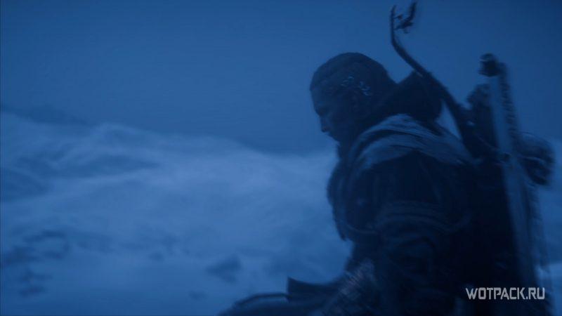 Assassin's Creed: Valhalla – Эйвор медитирует