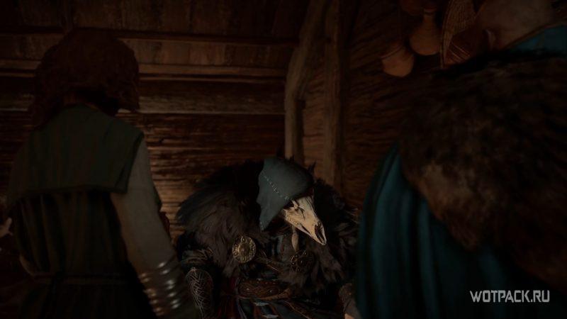 Assassin's Creed: Valhalla – Эйвор в облике духа