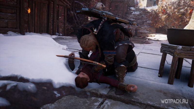Assassin's Creed: Valhalla – Внезапная атака Головни