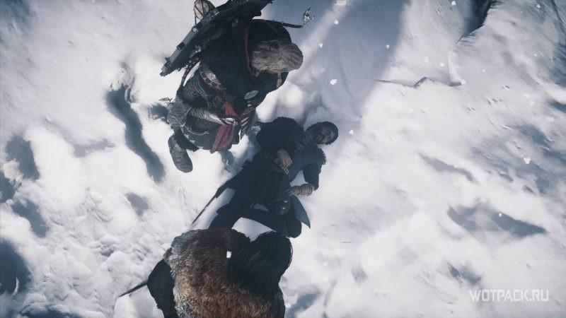 Assassin's Creed: Valhalla – Победа над Риксигом