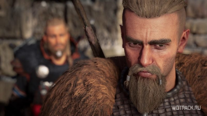 Assassin's Creed: Valhalla – эйвор и Фаравид