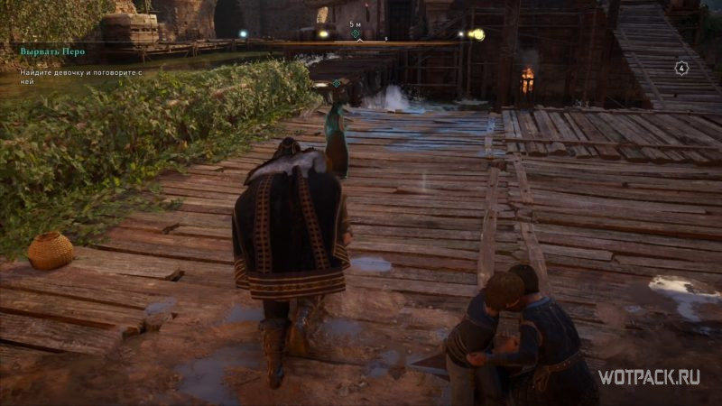 Assassin's Creed: Valhalla – Эйвор и девочка