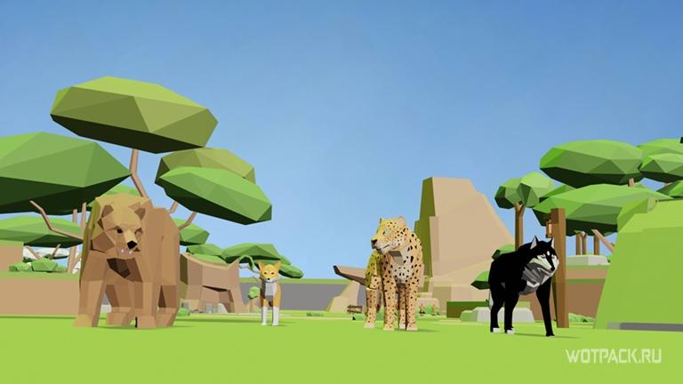 Animal Simulator