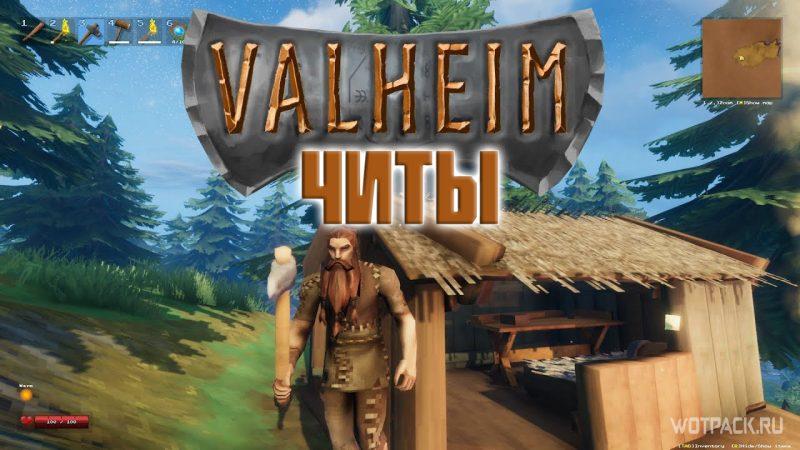 Читы на Valheim