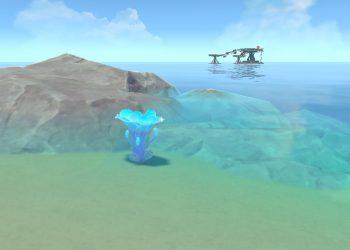 Морской гриб в Genshin Impact